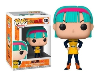 Funko Pop! Dragon Ball Z # 385 Bulma Funkolandia Arg
