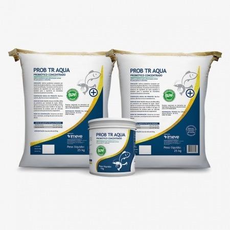 Prob Tr Aqua Probiótico ( Balde Com 25 Kg )