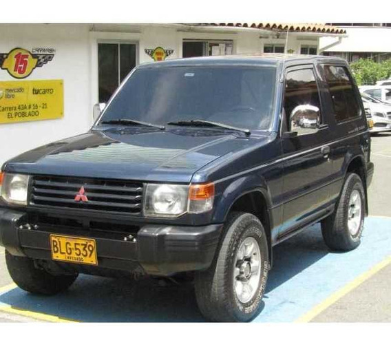 Mitsubishi Montero 3 Puertas 2001 Mecanico 4x4