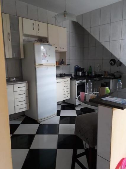 Sobrado Em Parque Xerem, Duque De Caxias/rj De 80m² 3 Quartos À Venda Por R$ 120.000,00 - So382420