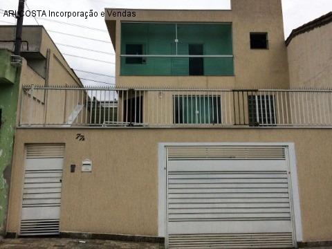 Sobrado Frontal Vila Talarico - Ca03253 - 33382338