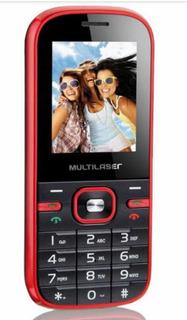Celular Multilaser Plus - 3 Chips,mp3 Player,radio Fm,câmera