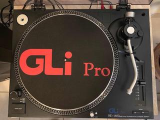 Tornamesa Gli Pro Bd-1600 Belt-drive