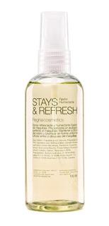 Spray Invisible Hidrata Fija Y Refresca El Maquillaje Regina