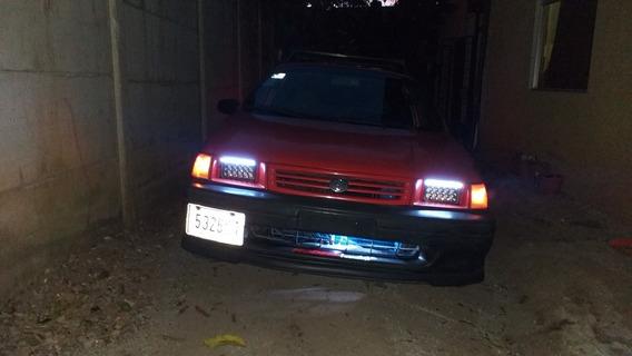 Toyota Tercel 2 Puertas