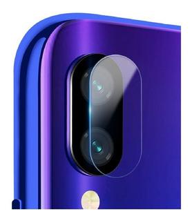 Película Vidro Proteção Câmera Traseira Xiaomi Redmi Note 7
