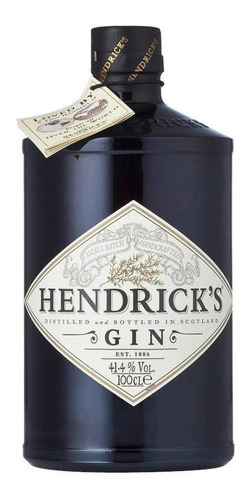 Gin Hendricks Small Batch Hand Crafted 700ml Escocia