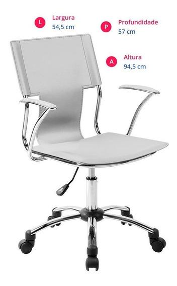 Cadeira Para Escritório Carrefour Home Ho37392