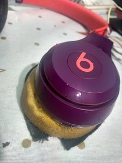Beats Solo Wireless 3 Pop Coletion Color Magenta Para Piezas