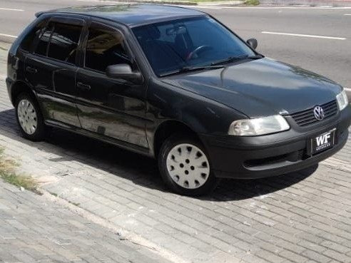 Volkswagen Gol 1.0 Mi Plus 8v Flex 4p Manual G.iv