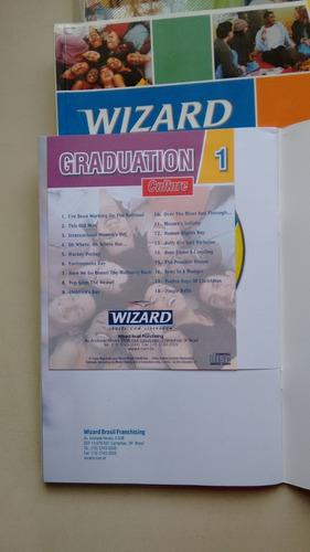 Colecao 2 Livro Curso De Ingles Wizard Edicao 1 Culture M819 Mercado Livre