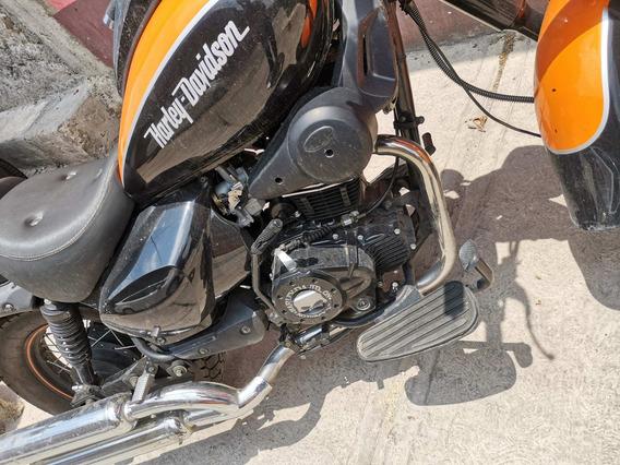 Motocicleta Marca Mb