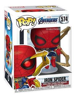 Funko Pop Iron Spider 574 Avengers Original Scarlet Kids
