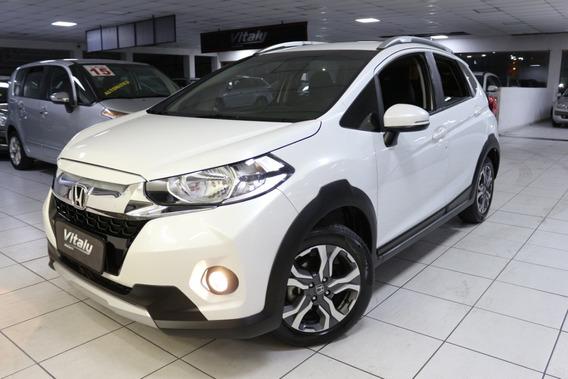 Honda Wr-v Ex Cvt 1.5 Flex!!!! Nova !!! Baixo Km!!! 2018!!!