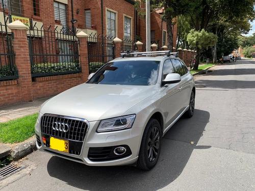 Audi Q5 Luxury, Tracción Quattro 4x4, 2.0 Turbo Diesel 170hp