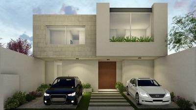 Preciosa Casa En Pre-venta, Lomas De Juriquilla, 4ta Rec En Pb..