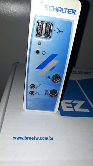 Thin Client Schalter 2 Seriais Lx 800