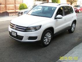 Volkswagen Tiguan 2.0 2012 Sport & Style Quemacocos