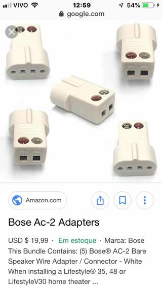 Bose Ac2 Adaptador Para Caixas Satélite Bose Jewels