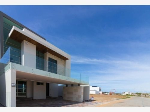 Casa Sola En Venta Altabrisa Lujoso Residencial En Area De Cerritos Mazatlan