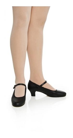 Sapato Feminino Para Dança De Salão Capezio (r. 30 N)