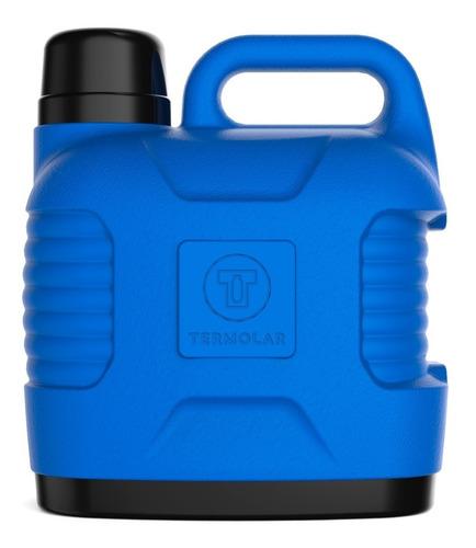 Garrafão Térmico Supertermo 5 Litros Azul - Termolar