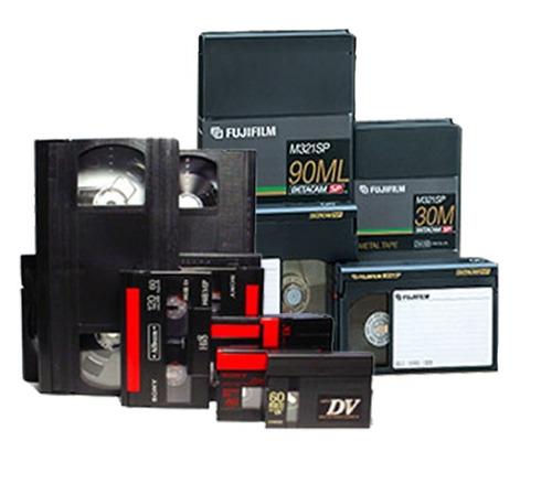 Digitalizamos Videos Familiares En Vhs Y Todos Los Formatos