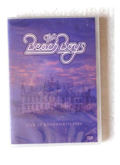 Dvd The Beach Boys Live At Knebworth 1980 Original Lacrado!!