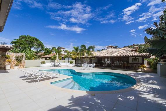 Casa Em Condomínio-à Venda-praia Da Ferradurinha-armação Dos Búzios - Ebcn60018