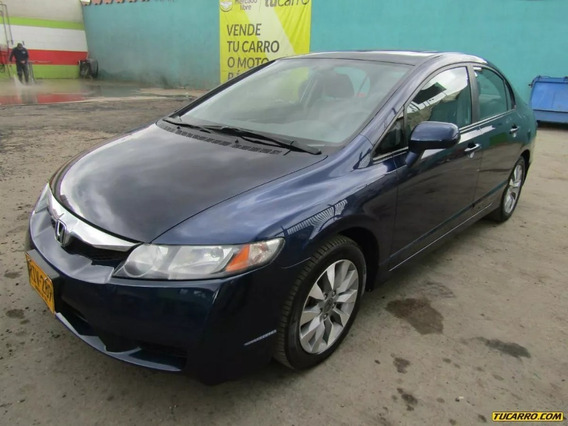 Honda Civic Ex S Sr At 1800