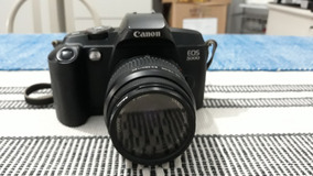 Canon Eos 5000 Analógica + Ef 38-76mm