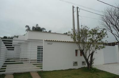 Casa Nova Em Itanhaém, Aceita Financiar Com Todos Os Bancos!