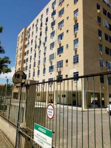 Apartamento-à Venda-dom Rodrigo-nova Iguaçu - Pmap20144