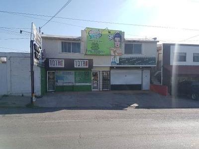 Edificio Con Locales Comerciales En Venta