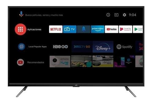 Imagen 1 de 8 de Tv Kalley 32  81 Cm Atv32hd Led Hd Plano Smart Tv Android