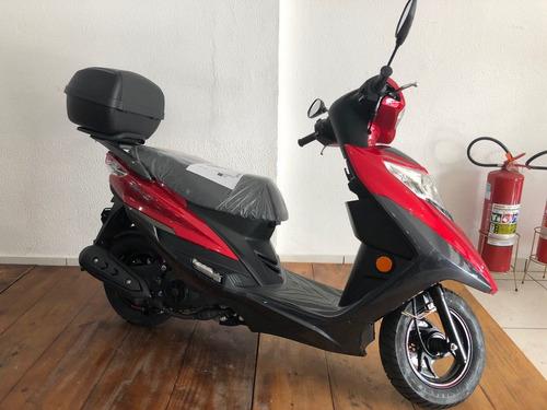 Haojue Lindy  125cc 2020/2021 Com Cbs 0km 8 Opções De Cores