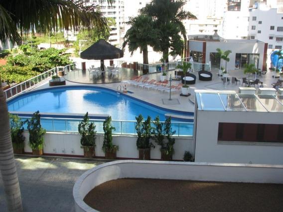 Apartamento 2 Dormitorios Vista Mar. Quadra Mar Balnerário Camboriu. Estuda Permuta Em São Paulo - 2d256 - 34444884