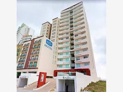 Departamento En Renta Torre Pelicanos Frente Al Mar. Fracc. Costa De Oro.
