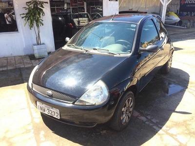Ford Ka 1.0 I 8v Gasolina 2p Manual
