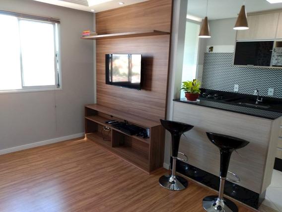 Apartamento 02 Dormitórios Cond. Flex Carapicuíba Iii - 11337