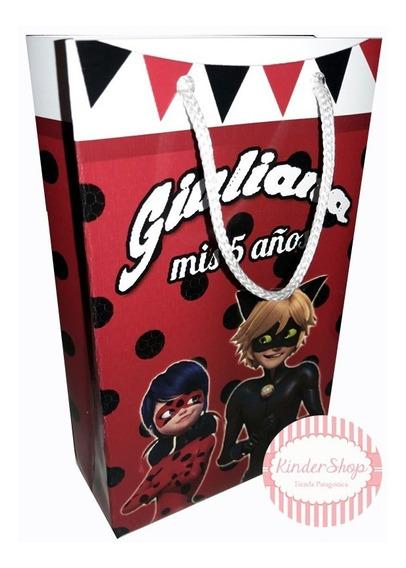 Ladybug Bolsita Imprimible Personalizada Candy Bar