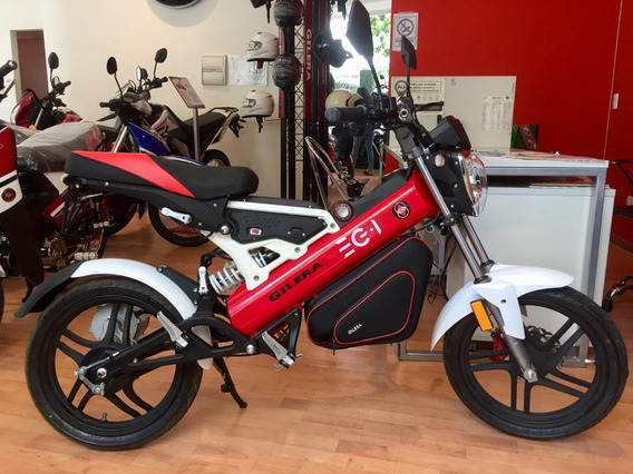 Gilera Eg-i Electric Power 0km Con Batería De Litio