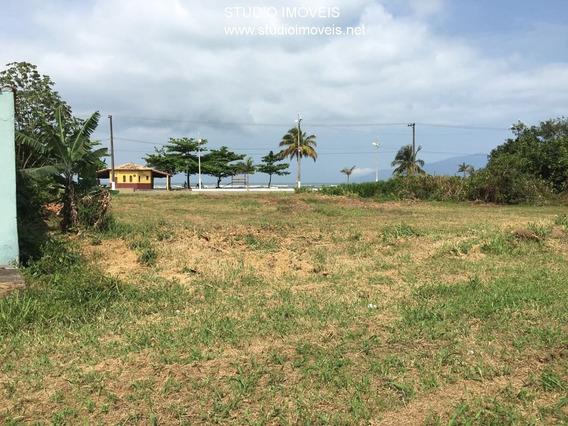 Area Frente Mar Em Caraguatatuba, Construção De Prédios - 1562 - 4820598