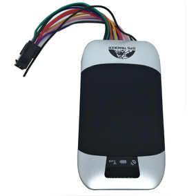 Rastreador Gps Moto E Carro Bloqueador Veicular Gsm Tk-303g