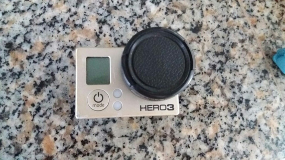 Câmera Gopro Hero 3 Perfeita