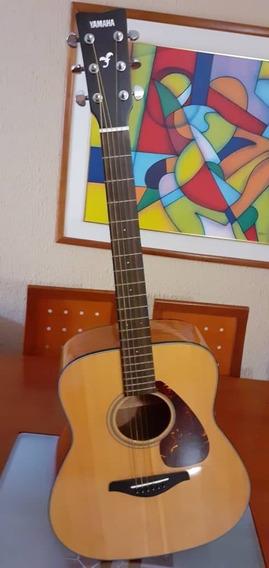 Guitarra Yamaha Acústica Folk Fg 700s Nueva Incluye Forro