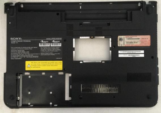 Carcaça Base Inferior Sony Vaio Pcg-61211x Vpce43fb-usado