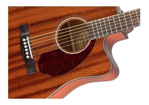 Imagen 1 de 5 de Guitarra electroacústica Fender  Classic Design CD-140SCE All-Mahogany
