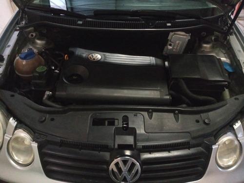 Volkswagen Polo 2003 1.6 Comfortline 5p