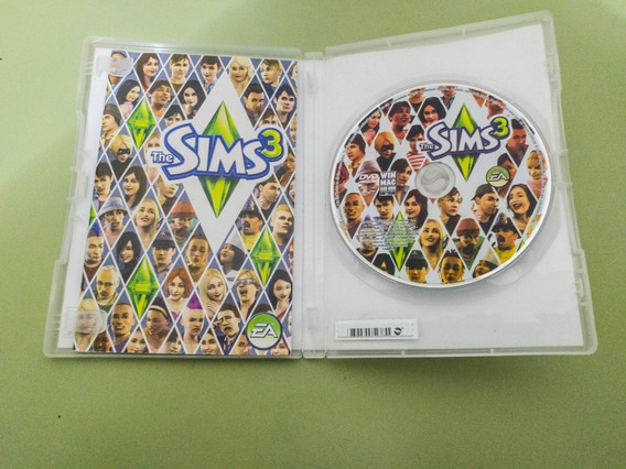 The Sims 3 Win E Mac - Original Usado